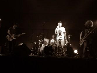 Kfé'in concert