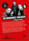 """12 janvier 2013 Begarsound, Burning Heads à Rambouillet """"L'Usine à Chapeaux"""""""