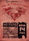 "14 fevrier 2009 Baxters, Shedding Skin, Café Flesh à Orléans ""l'Astrolabe"""