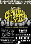 "10 novembre 2008 Dusk, Shake'em, Marvin Gays, Chewbacca All Stars à Lille ""le Detour"""