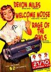 """21 octobre 2011 Rage of the Owls, Welcome Noise, Devon Miles à Saint Laurent Nouan """"La Grange"""""""