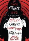 "7 février 2015 Verbal Razors, Youth Avoiders, Monde De Merde, Confusion, Offense à Orléans ""Astrolabe"""