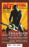 """2 juin 2006 Def daf, Gravity Slaves, Enhancer à Saint Jean de Braye """"Parc de Charbonnière"""""""