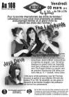 "9 mars 2012 The Ladybyrds, Jaya Deva à Orléans ""le 108"""