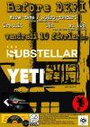 """10 fevrier 2017 Yeti, the Substellar à Orléans """"le 108"""""""
