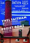 """9 juin 2017 Ynel Saitham, Projet Rome à Orléans """"le 108"""""""