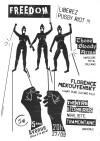 """27 septembre 2012 Florence Moukouyensky, Those Bloody Arms à Orléans """"5ème Avenue"""""""