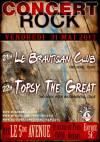 """31 mai 2013 Topsy The Great, Le Brautigan Club à Orléans """"5ème Avenue"""""""