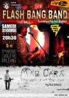 "30 novembre 2013 Flash Bang Band, Mab Cara à Orléans ""5ème Avenue"""