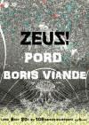 "6 octobre 2014 Zeus, Pord, Boris Viande à Orléans ""le 108"""