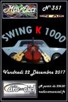 """22 decembre 2017 Swing K mille à Fleury les Aubrais à """"Mavrica"""""""