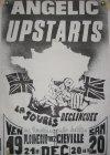 """19 décembre 1986 Angelic Upstart, La Souris Déglingué à Plouneour Trez """"Aux Hesperides"""""""