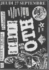 """27 septembre 1990 OTH, Scamps à Saint Sebastien Sur Loire """"l'Escall"""""""