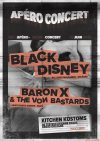 "30 juin 2018 Black Disney, Baron X & The Vom Bastards à Orléans ""Kitchen Kustoms"""