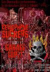 """19 octobre 2018 Garage Lopez, Cellophane Suckers à Paris """"Black Star"""""""