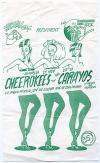 "21 novembre 1986 Cherokees, Los Carayos à Montreuil ""CC Pablo Picasso"""