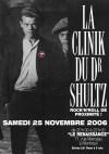 """25 novembre 2006 La Clinik du Dr Schultz à Montreuil """"La Renaissance"""""""