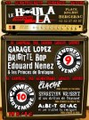 """9 novembre 2012 Garage Lopez, Brigitte Bop, Edouard Nenez et les Princes de Bretagne à Bergerac """"le Houlala"""""""