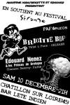 """10 decembre 2011 Brigitte Bop, Edouard Nenez et les Princes de Bretagne à Chatillon Sur Loire """"Ete Indien"""""""