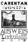 8 février 1986 Ausweis, Ludwig Von 88 à Carentan