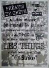"""16 janvier 1996 Les Thugs à Saint Etienne """"Mistral Gagnant"""""""