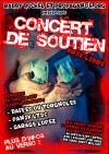 """20 janvier 2017 Garage Lopez, Panik LTDC, Baffes ou Torgnolles à Viry Chatillon """"MJC Saint Exupery"""""""