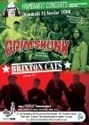"""15 février 2008 Grim Skunk, Brixton Cats à Issy les Moulineaux """"le Farenheit"""""""
