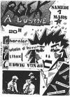"""1er mars 1988 Charnier, Putain d'Hiver, Flitox, ludwig Von 88 à Paris """"Usine"""""""