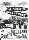 """14 mars 1989 La Souris Deglinguée, Rokocab à Venissieux """"Truck"""""""