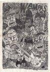 """30 avril 1990 les Wampas à Geneve """"Ilot 13"""""""