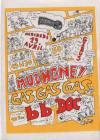 "19 avril 1989 (?) Mudhoney, Gas Gas Gas, BB Doc à Paris ""Gibus"""