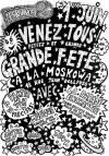 """1er Juin ? à Paris """"Moskowa"""""""