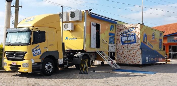 camion cinéma