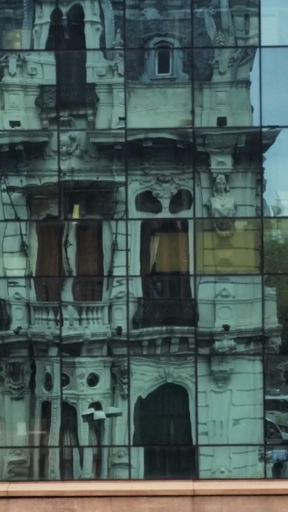 Reflets du Museo del Gaucho