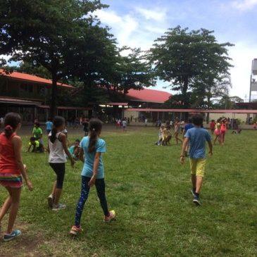 L'Ecole Saint-Paul/Saint-Thérèse (STTP) à Tahiti