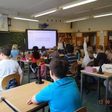 Les classes en Norvège