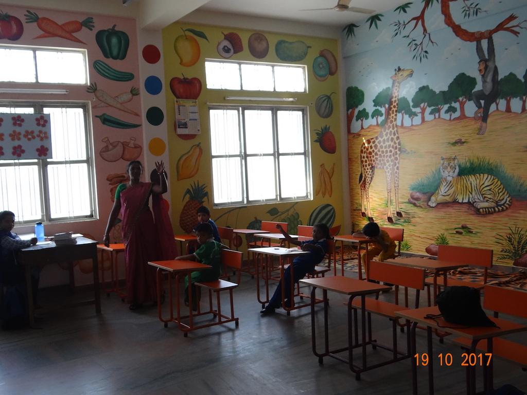 Ecole De Paul classe de CP