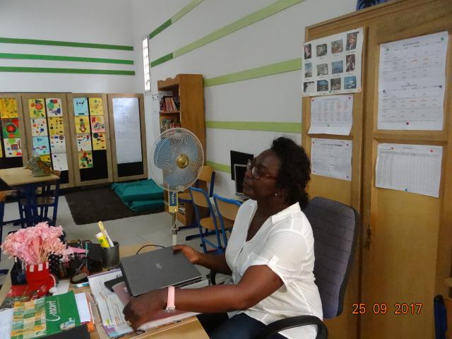 Les enseignants au Sénégal