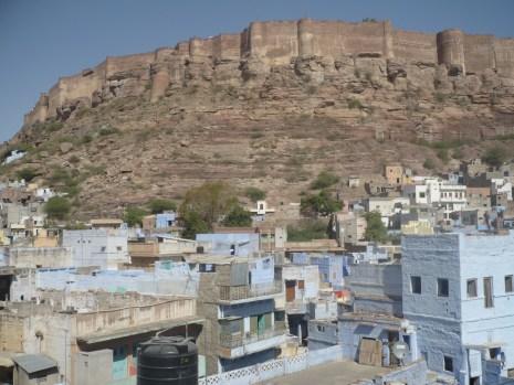 Le fort de Meranhgar