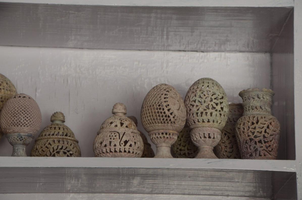 Les statues de Mahabalipuram, Inde