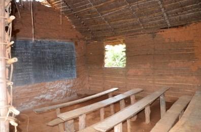 1ere école que nous avons visité