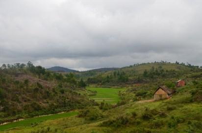 la vue depuis Beorana