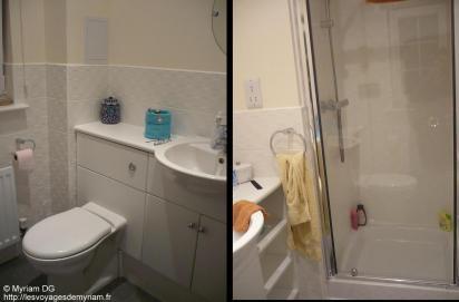 ma salle de bain privative