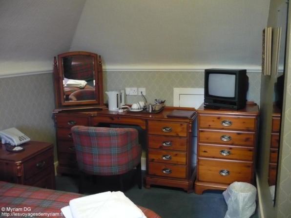 Le grand luxe quand même! J'adore le bureau!