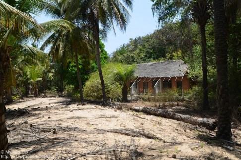 Les cases abandonnées
