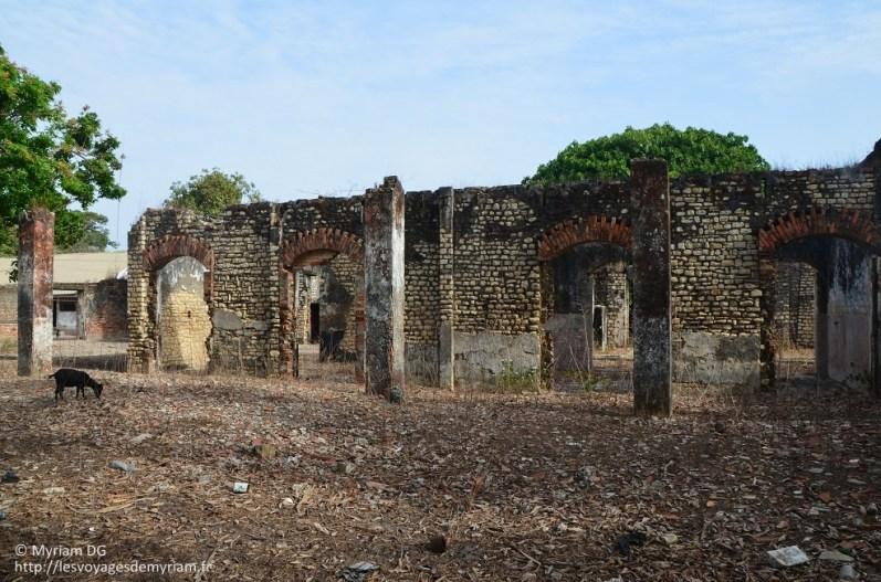 L'ancienne prison des esclaves