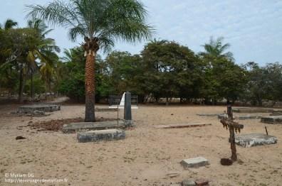 Le cimetière catholique