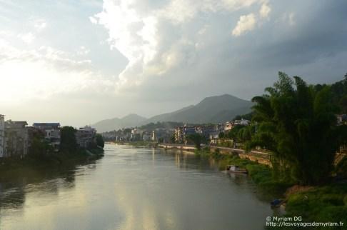 La rivière Bang