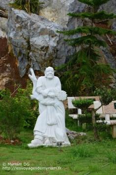 Le moine dépité