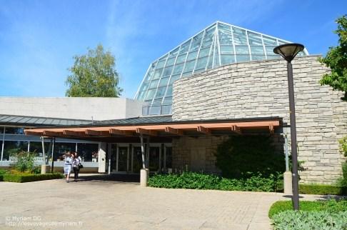 Conservatoire des papillons, Canada